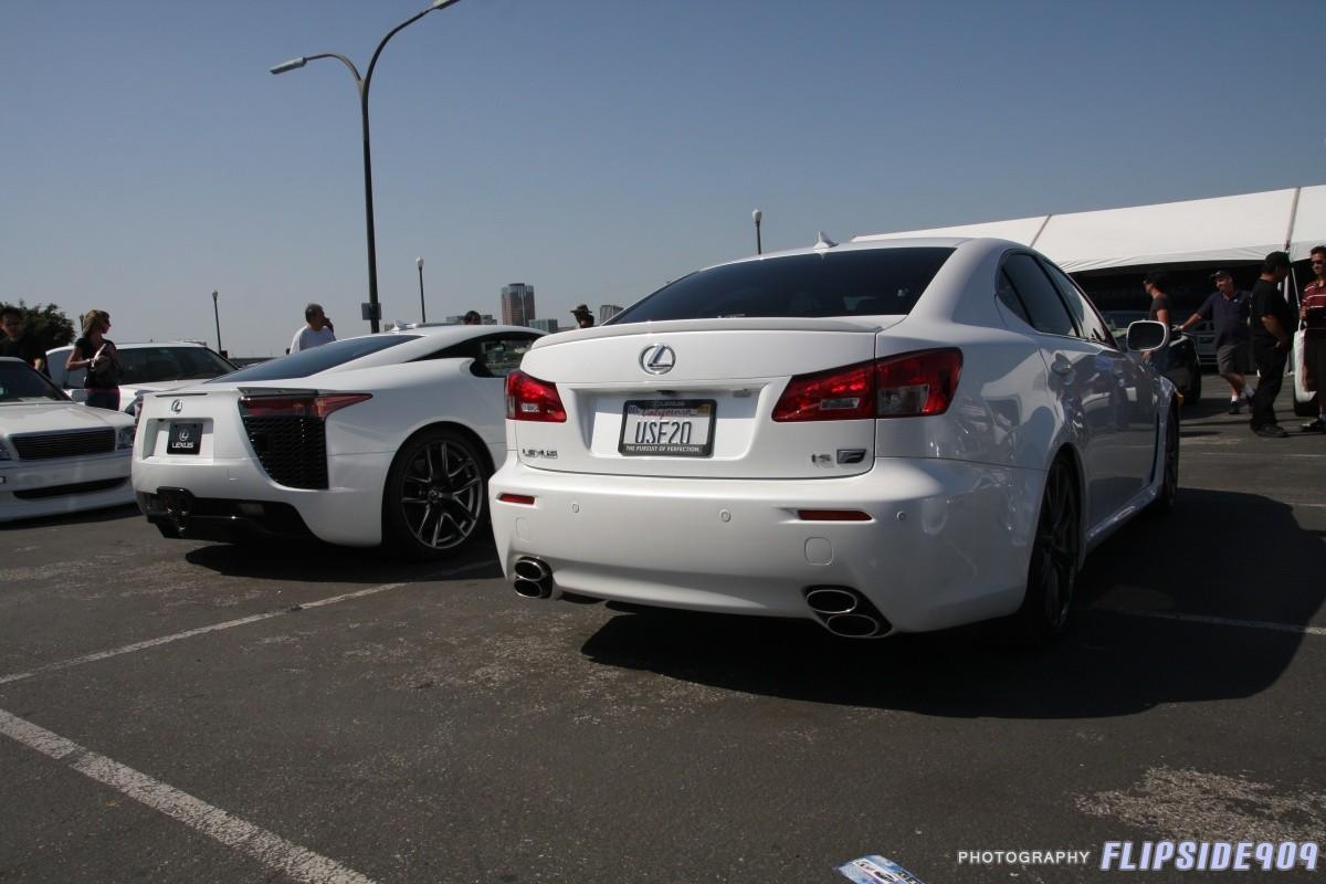 Lexus ever built, the LFA.