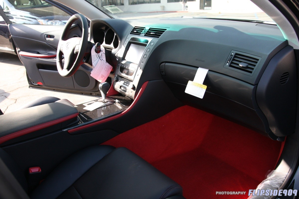 Red Interior Page 3 Clublexus Lexus Forum Discussion