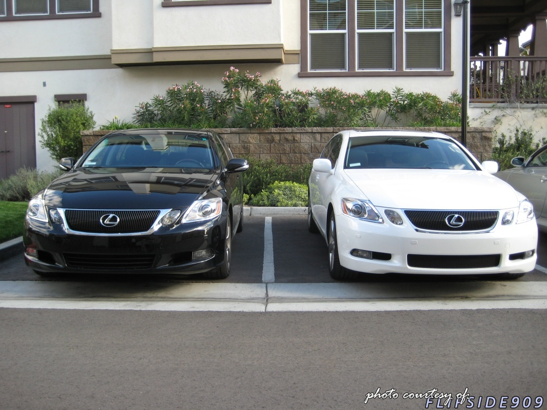 Captivating PICS: 2007 Vs. 2008 GS Differences